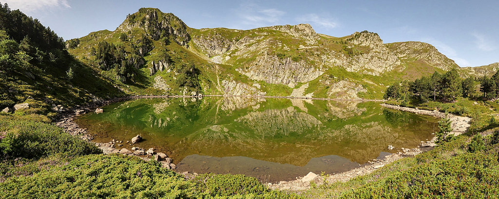 Boucle Pic du Tarbésou, Roc de Bragues et étangs Bleu et Noir 51374661980_3c1d518315_b