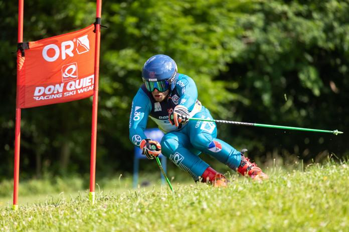 MS v travním lyžování: Martin Barták vyhlíží vrchol sezony ve Štítné