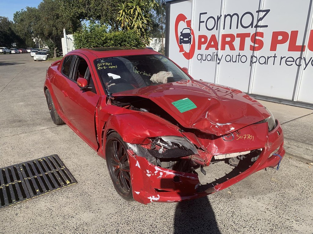 Sad end to one of our cars