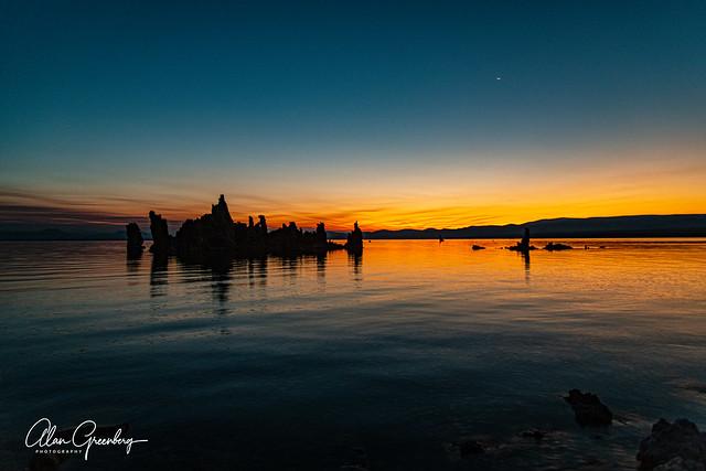 Mono Lake Sunrise 1
