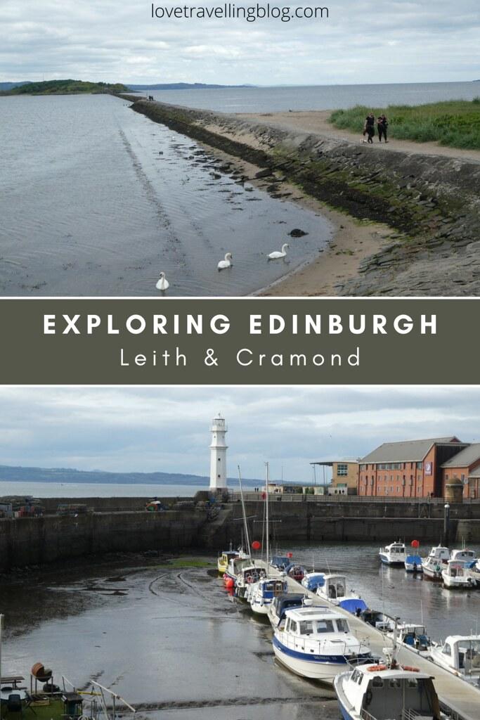Edinburgh - Leith & Cramond