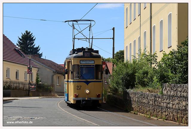 Tram Woltersdorf - 2021-24