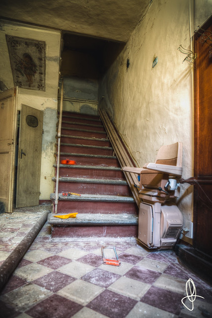 |URBEX| La casa del MontaScale