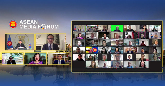 (AUGUST 2021) 5th ASEAN Media Forum