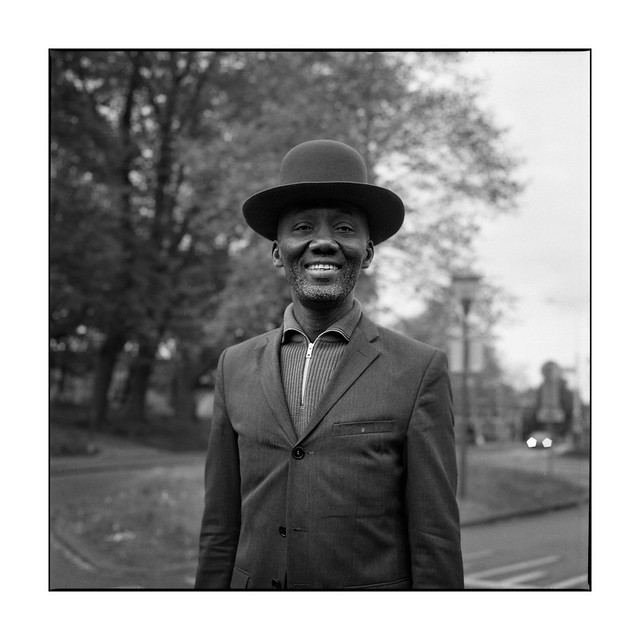 The friendly man, Leeuwarden, The Netherlands (Explore)