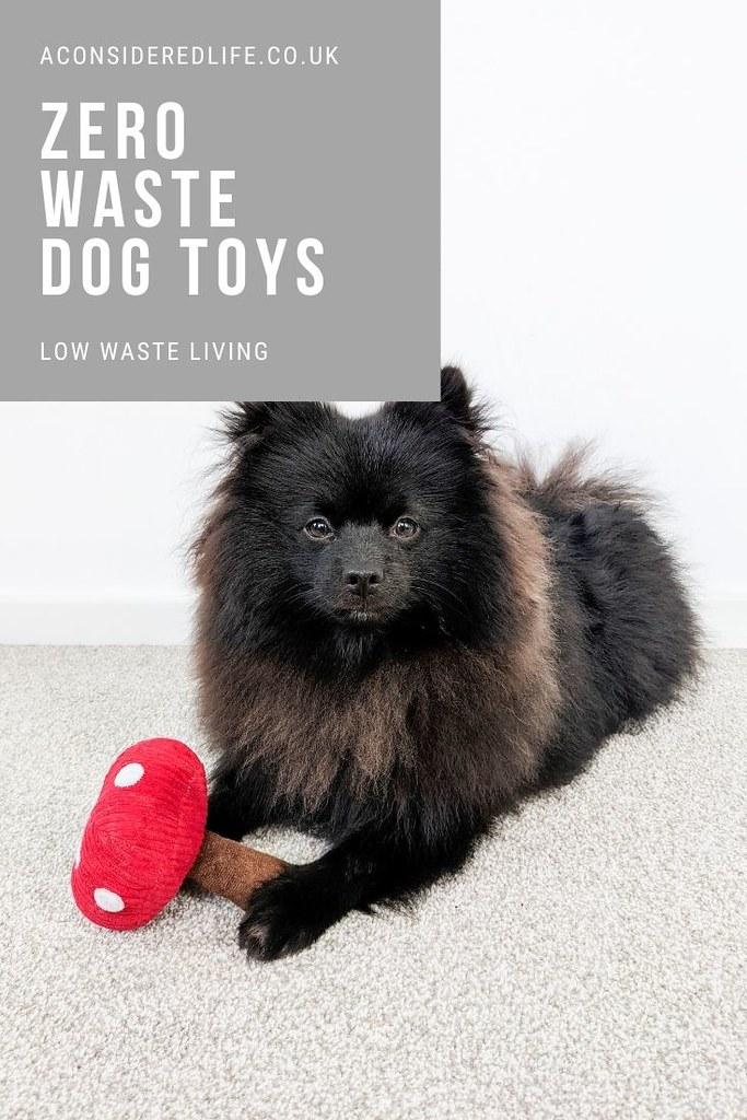 Zero Waste Dog Toys