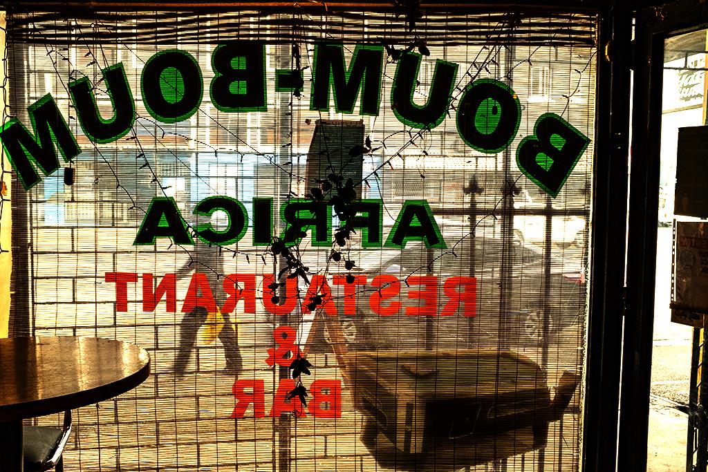 Boum Boum Africa Bar in Woodstock on 8-12-21--Cape Town 5