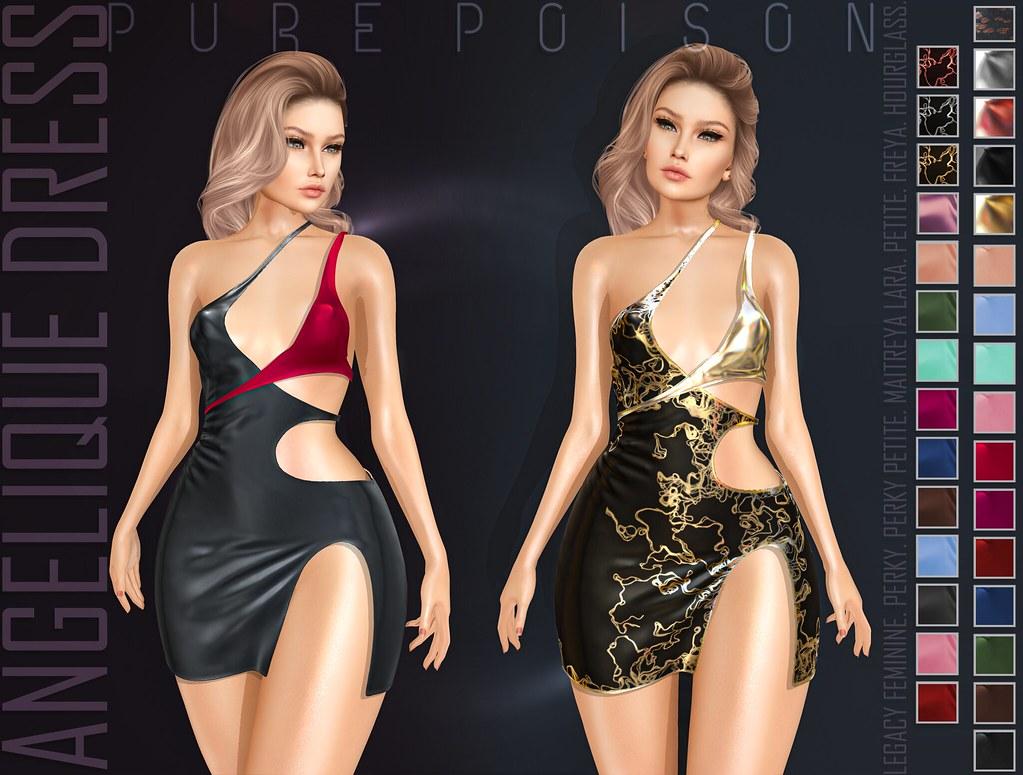 Pure Poison – Angelique Dress – Access