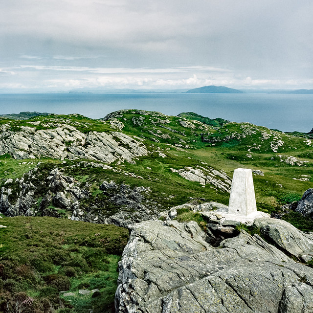 Colonsay - Summit View