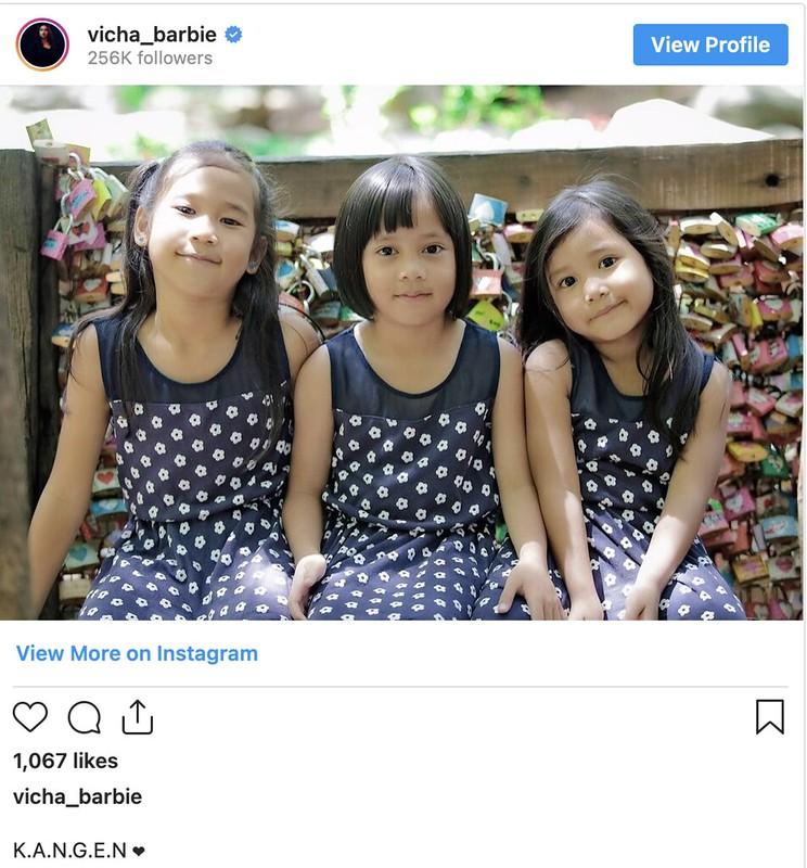 &Quot;Dua Tahun Berpisah, Penjaga Positif Covid-19,&Quot; Vicha Saywho Risau Anak-Anak Di Indonesia