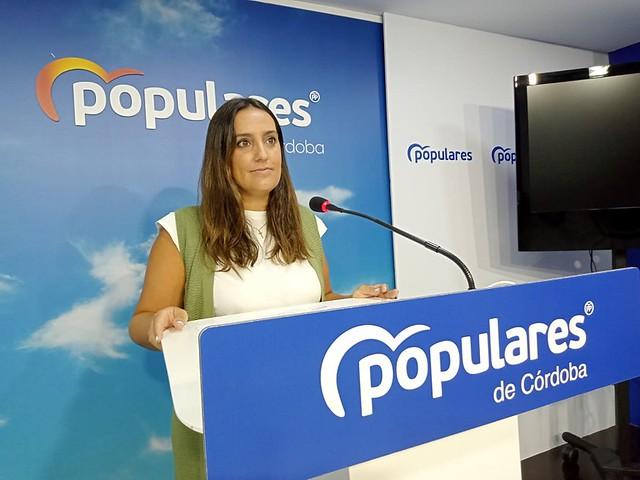 Beatriz Jurado Partido Popular