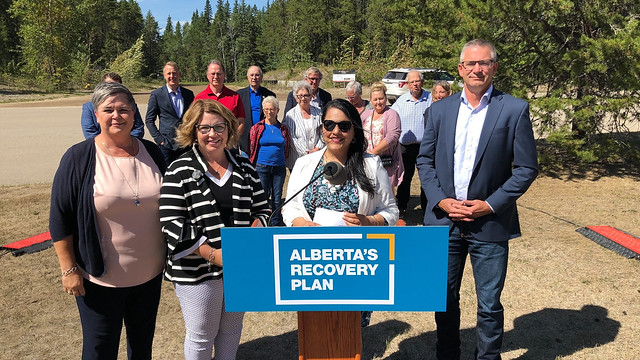 Rural infrastructure projects create Alberta jobs