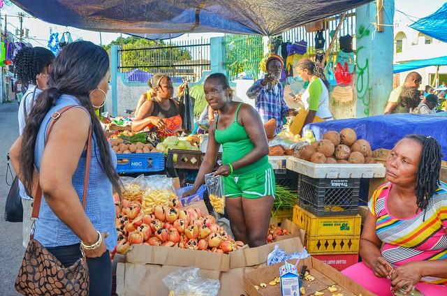 Market, Ocho Rios, Jamaica