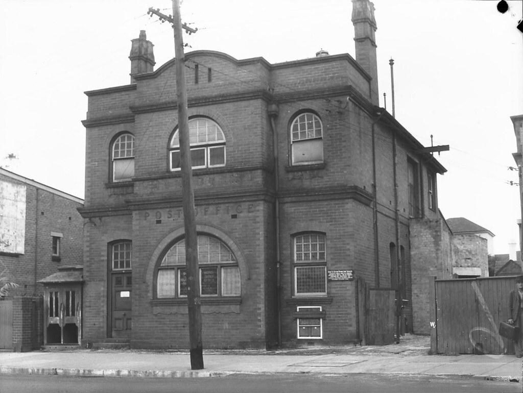 N2244 Homebush exchange, 1914 building.JPG