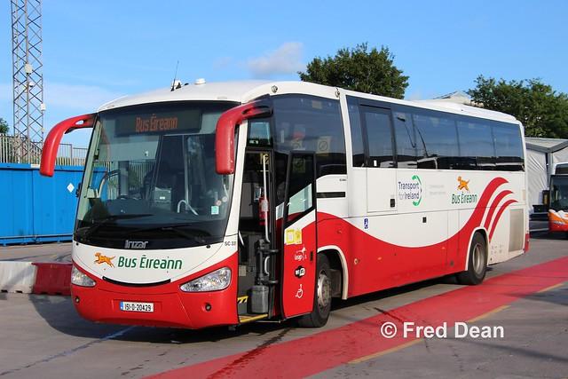 Bus Éireann SC 331 (151-D-20429).