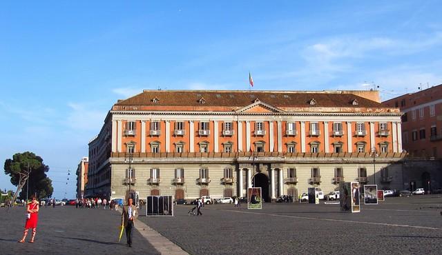 Naples / Palazzo Salerno  / Piazza del Plebiscito