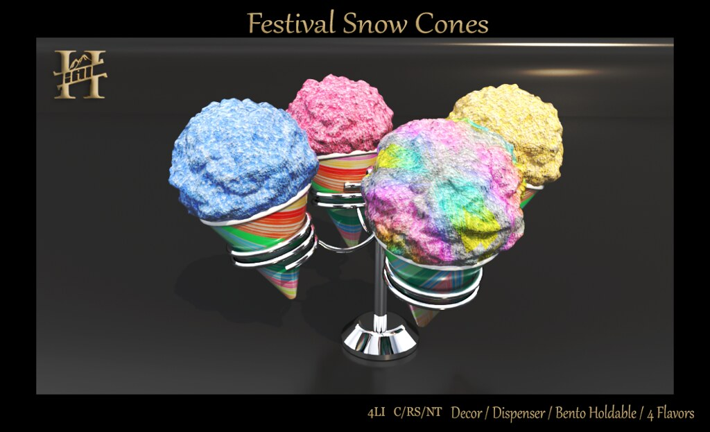 HILL – Snow Cones