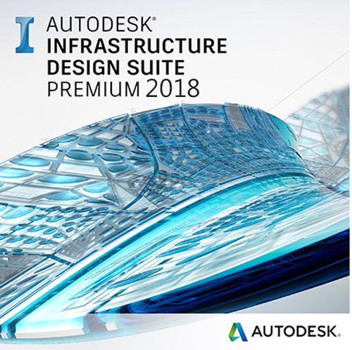 Autodesk Infrastructure Design Suite Ultimate 2018 x64 full