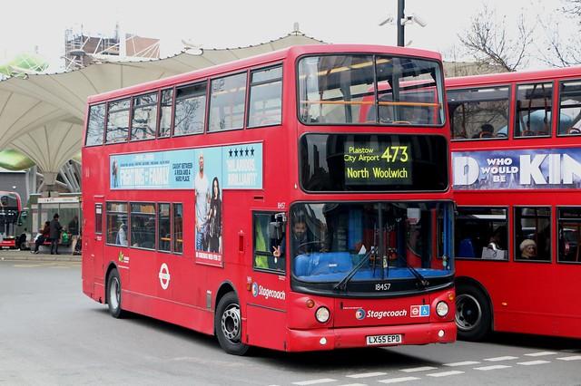 Stagecoach London - 18457 - LX55EPD