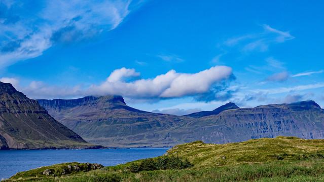 On Foot to Iceland's Skalanes Bird Cliffs [Sept 6, 2019].