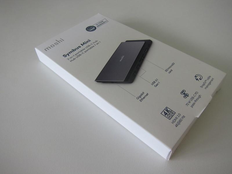 Moshi Symbus Mini 7-in-1 USB-C Hub - Box