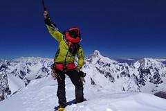 Běžkyně na lyžích Grohová zdolala osmitisícovku