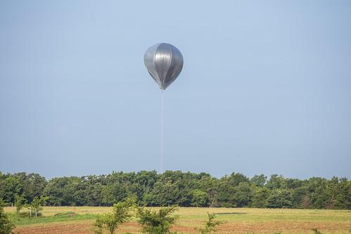Weather Balloon Launch 4