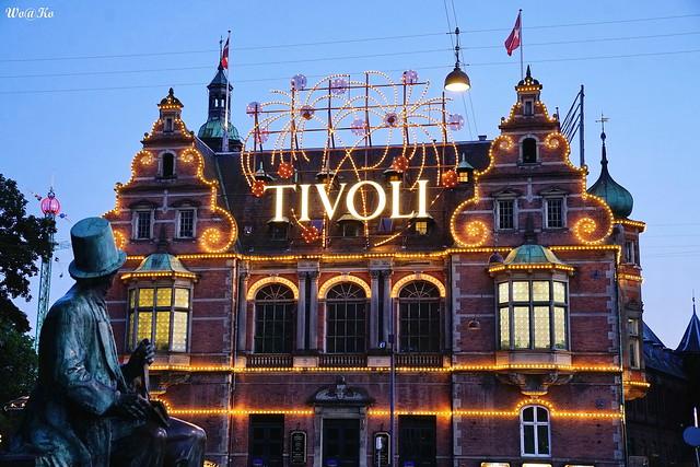 Tivoli, Copenhagen (Explore Aug 14th 2021)