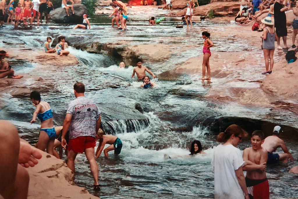 Sedona, Arizona, 2001