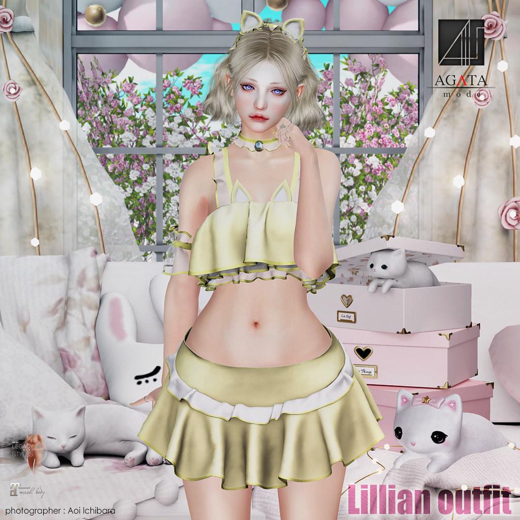 Lillian outfit @Kustom9
