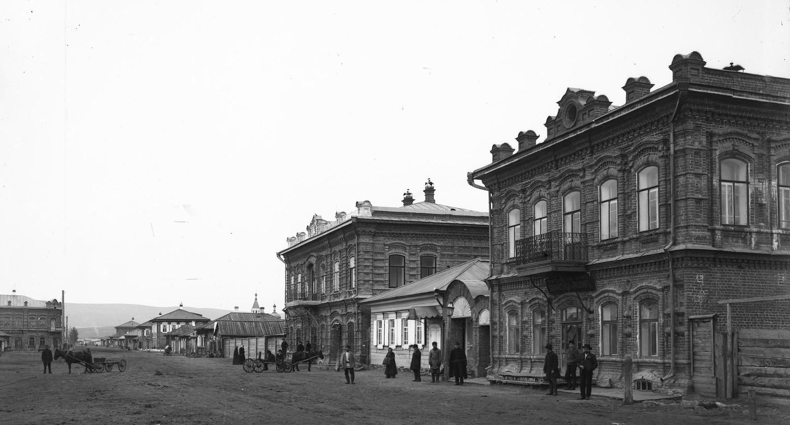 Минусинск. Часть 7