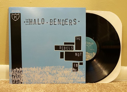 The Halo Benders - The Rebels Not In LP