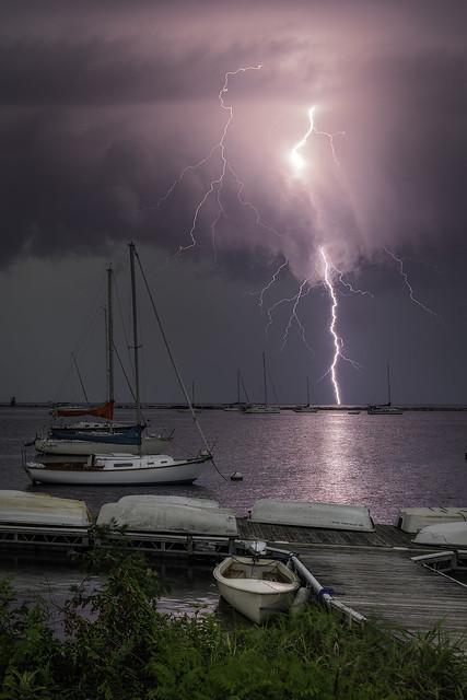 Lake Champlain Lightning