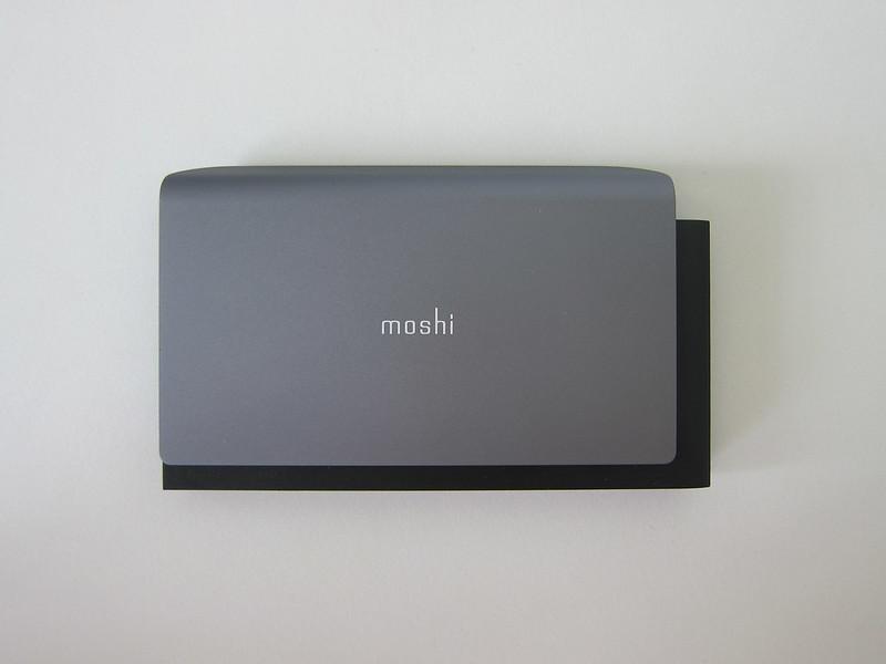 Moshi Symbus Mini 7-in-1 USB-C Hub - Top