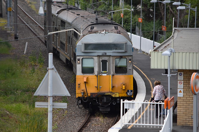 S107 | Camellia Station