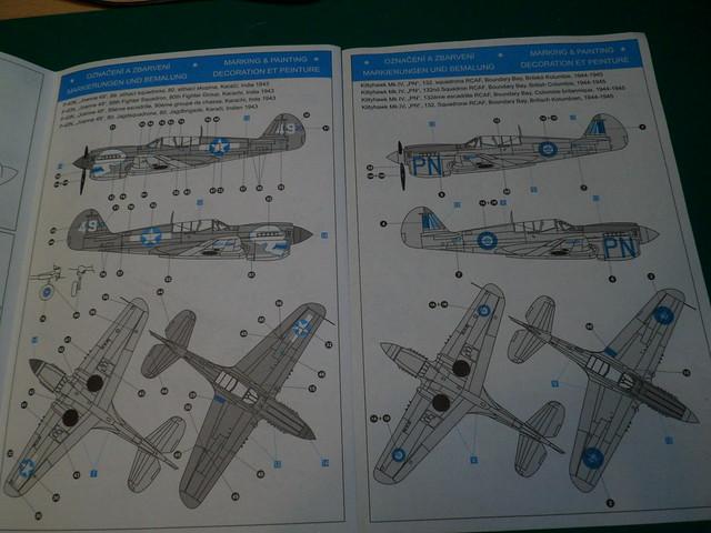 Ouvre boîte Curtiss P-40N Warhawk [Eduard 1/48] 51377049367_bd1d354520_z