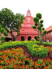 Christ Church - Melaka