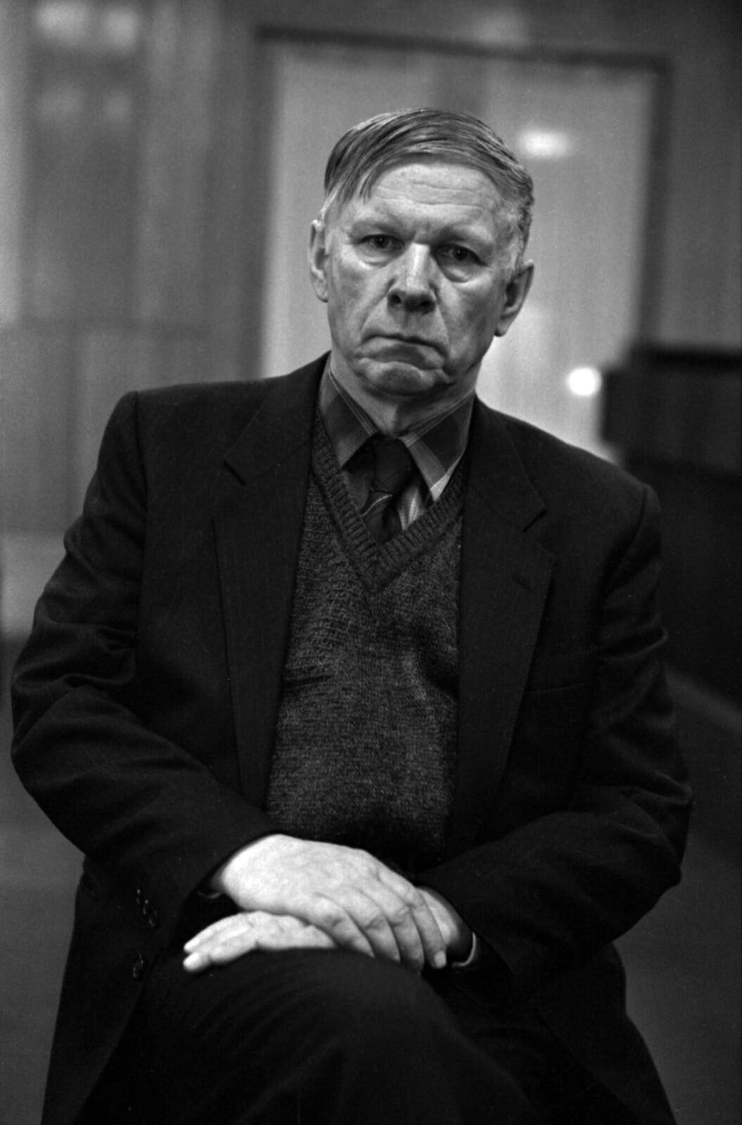 1995. Василь Быков в «Литературной газете» (2)