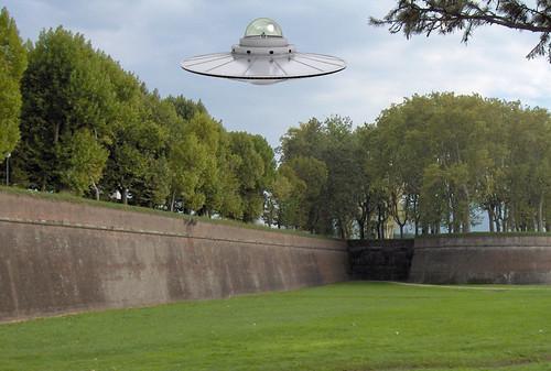 Alieni a Lucca? Certo che no