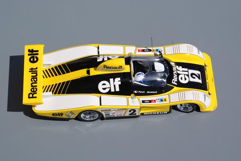 Alpine Renault A442B Turbo [Tamiya 1/24] 51377359960_84a082289f_c
