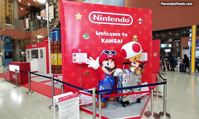 nintendo welcome to kansai