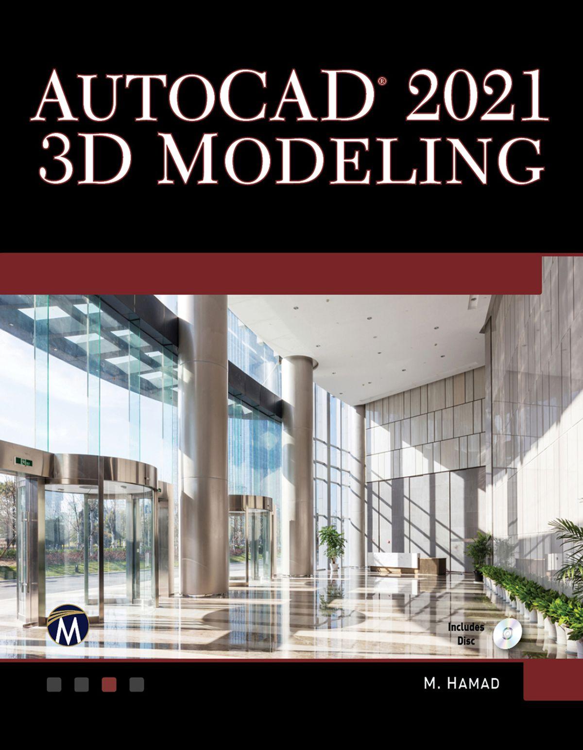 AutoCAD 2022 3D Modeling traing tutorials