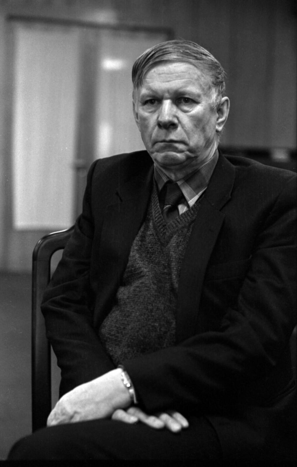 1995. Василь Быков в «Литературной газете» (1)