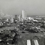 Foot of I-10 in 1968 2
