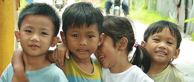 cute children
