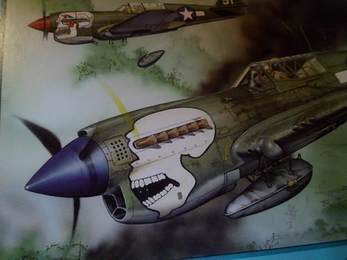 Ouvre boîte Curtiss P-40N Warhawk [Eduard 1/48] 51377814561_a5c1bd7df2