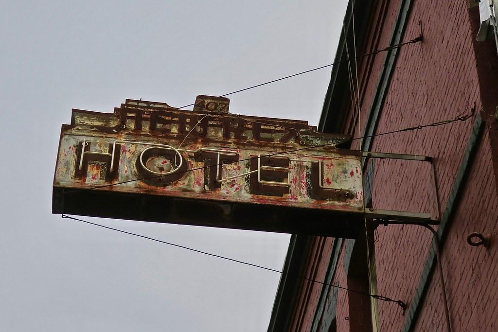 New Rex Hotel, San Francisco, CA