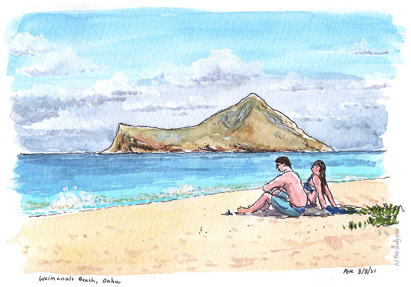 Waimanalo Beach 2 sm