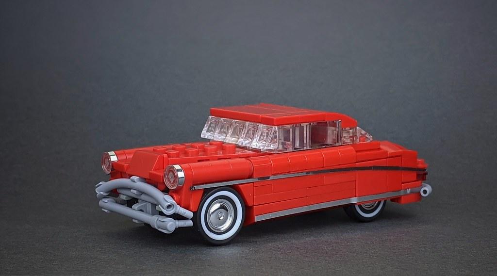 1953 Hudson Hornet Club Coupe