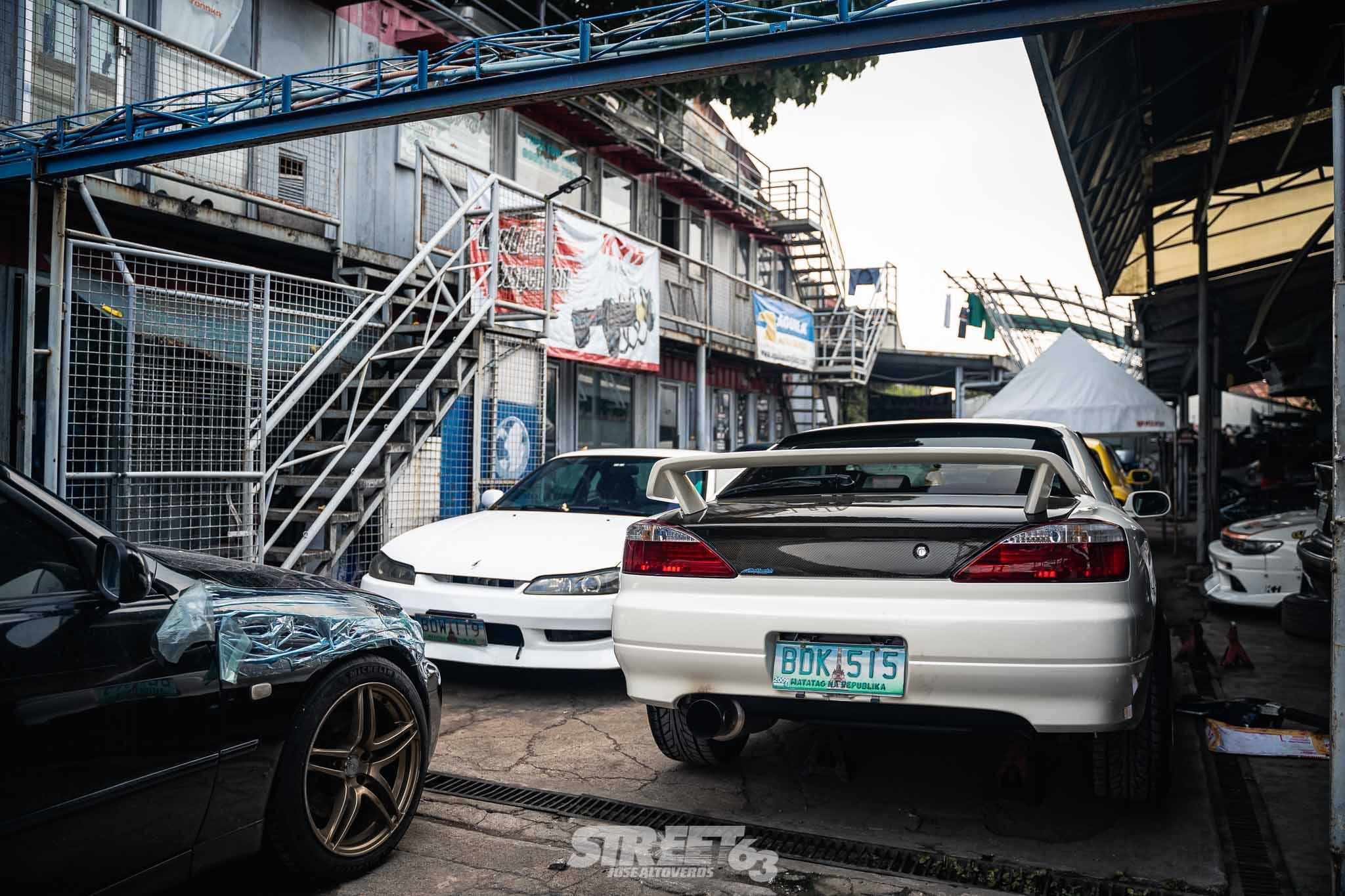 DMF Motorsport: The House of 90's JDM FR Cars